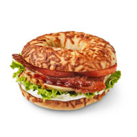 Chicken & Bacon Bagel