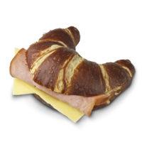 Ham & Cheese Rustic Croissant