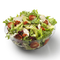 Chicken & Avocado Salad
