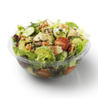 Vege Avocado Salad