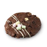 Triple Chocolate Lava Cookie