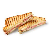 Ham & Cheese Toast