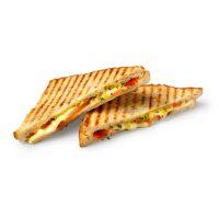 Tomato & Mozzarella Toast