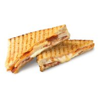 Spicy Chicken & Bacon Toast
